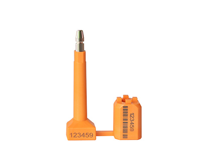 Standard Plastic tamper proof container seal